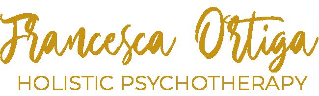 Francesca Ortiga - Holistic Psychotherapy - Logo